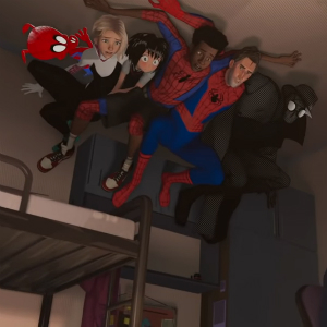 Bertemu 6 Spider-Man berbeda di film Spider-Man: Into The Spider-Verse thumbnail