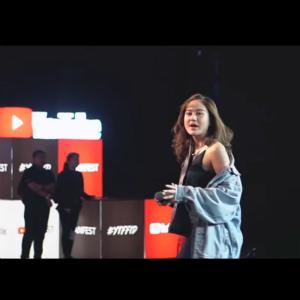 Intip perjuangan Salshabilla di balik YouTube Fanfest Live Show 2018 thumbnail